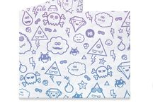 Wallet's / Mighty Wallet's designed by badbugs-art / by Philipp aka badbugs_art