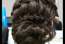 wedding-hair-low-chignons / by Randy Winters