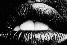 lips photography