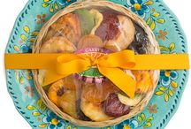 Chanukah Kosher Gift Baskets and Gifts