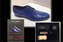 CREATE YOUR UNIQUE SHOES  / --- Only for Men ---  Make your own crocodile pair of #DolceGabbana  Choose your color and size  All the details in store #Biondiniparis 0033 1 45 63 25 22