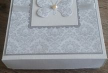 Boxed greeting card gift sets