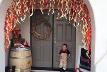 Fireman Sam Birthday Party