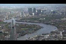 Aerial Footage / We have a large library of high quality HD aerial footage of London, which includes wider coverage of the city, specific areas (such as Canary Wharf, the City, etc) and focused shots of specific landmarks and iconic features of the city (London Eye, London Bridge, etc).   For more information on the film footage or our other visualisation services, call us on +44 (0) 20 7836 7111.