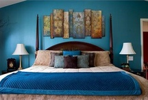 Bedroom ideas / by Andrea Kuzniar