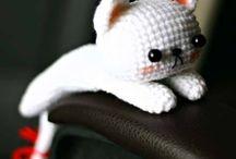 amigurumi koty cat