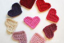 Uncinetto forme 2d / Crochet 2d shapes