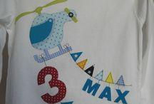 Geburtstags T-Shirt Kinder