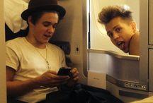 Bradley and James