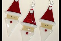 Christmas - Fused Glass / by Diane Connolly