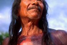 Krahô / www.xapiri.com curated board in reference to the Krahô indigenous people of Brazil.