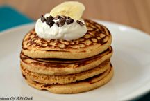 'Re'-Bootcamp Breakfast Ideas / A collection of healthy, perfectly-portioned breakfast recipes to help build clean eating habits.