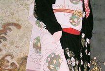 Japanese female clothing
