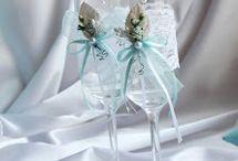 Свадьба бокал