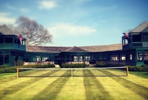 International Tennis Hall of Fame / Newport, Rhode Island / by Tennis by Lisa