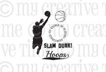 Slam Dunk / Inspiration for this stamp set!