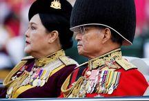 King Bhumibol Adulyadej ( King of Thailand )