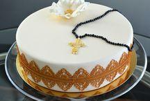 Confirmation cakes/Rippikakut