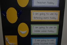 Preschool rules / by Anna Kramer