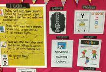Focus Wall Ideas / by Brandi Jones Reed