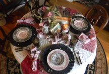 Family dining room - Memories of Mom! / by Carol White