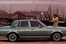US Classics (Oldsmobile Cutlass Brougham Sedan - 5th Generation) / Oldsmobile Cutlass Brougham Sedan - 5th Generation 1978-1988