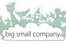 Big Small Company´s porftolio / bigsmallcompany.com  Nordic distributor of safe, non-toxic sustainable goods with superior design. Small choices, big differences.