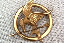 HUNGER GAMES / FAVORITE THINGS FROM HUNGER GAMES
