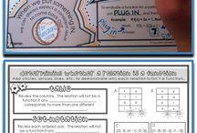 Scuola - funzioni e equazioni