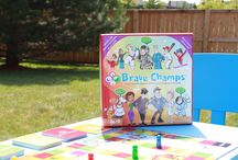Brave Champs Pictures / Pictures of board games.