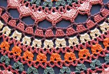 *Crocheted Mandalas / by Anna-Lee Howard