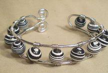 náhrdelníky z fimo