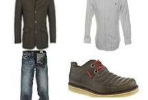 Mens Outfit Ideas – A Christmas Market Date / No need to get hung up on what you'll wear here are some fantastic Winter mens outfit ideas for that Christmas market date.