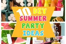 Hedda sommer party