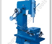 Slotting Machine / slotting machine is used to make slots needed on the screw heads, bolts, wood screws and other industrial components. The most common use of slotting machines is in manufacturing process of automobiles, electrical components, furniture etc.