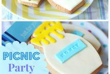 Children's Party Cookies
