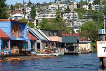 Floating Homes - Seattle