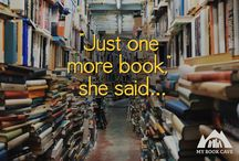 Our Book Cave Booklover's memes / We like to have some fun here at My Book Cave so here are the booklover memes we have come up with.