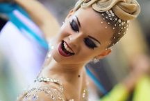 Sportiv dance hair