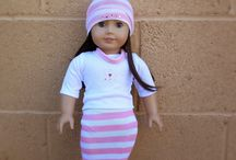 Doll clothes, accessories & Doll care