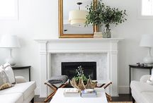 Master Bed Mantle