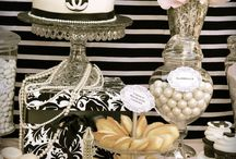 party: theme chanel / by hanneke smets