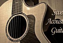 Acoustic Backing Tracks for Guitar