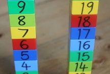 Számolás / Counting and numbers / Változatos és kreatív számolós játékok minden korosztálynak!