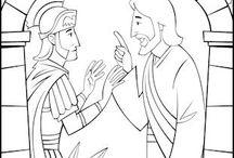 Lesson 2 - Jesus Heals the Centurion's Centurion