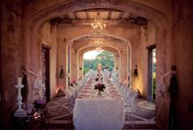 Weddings: Spaces + Places / by Dana Dunphy