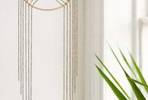 window hanging