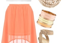 Outfits / by Sofi Montiel