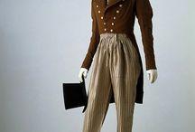 1820〜1830年代メンズファッション1