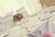 shabby chic wedding / weddings